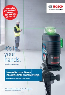 Bosch Actiefolder September 2017
