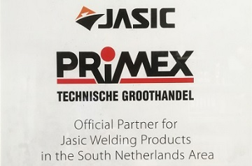 Primex B.V. - Officiële Jasic Dealer / Official Jasic Partner